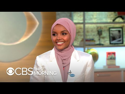 Model and activist Halima Aden on the importance of uplifting young girls and women