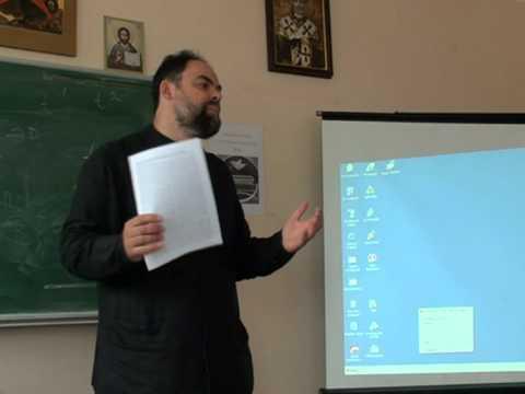 Смысл православного богослужения Часть 1