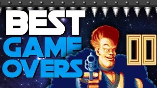 Best Game Overs Ever! Disturbing and Memorable