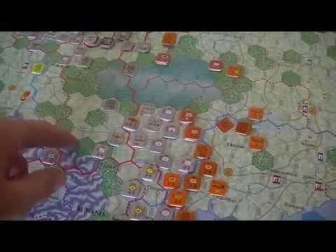 World in Flames: Barbarossa 41.10 & wrap