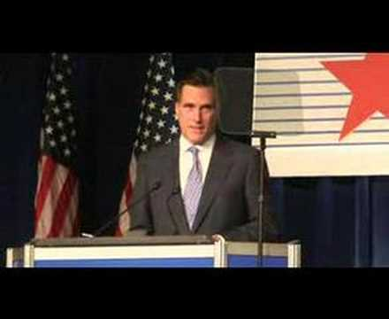 Mitt Romney Speech at CPAC