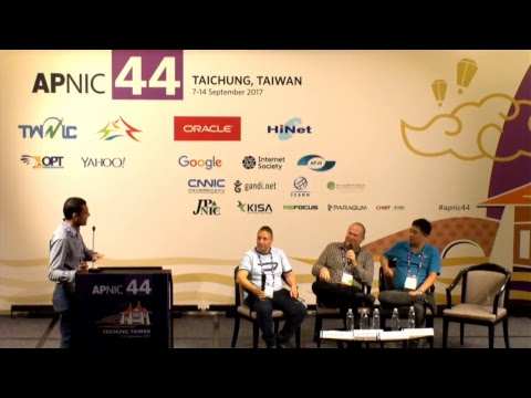 APNIC44 - Network Operations - IPv6