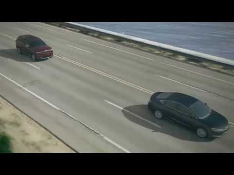 2017 Jeep® Grand Cherokee's Automatic Emergency Braking (AEB) Technology