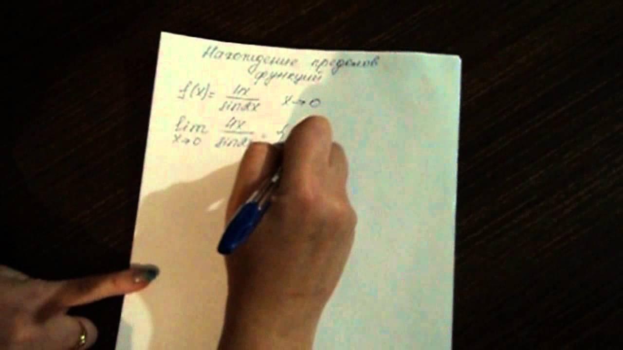 Высшая математика университет видео
