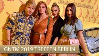 GNTM 2019: Vanessa, Sarah, Sayana & Julia in Berlin | MADAME TUSSAUDS Berlin