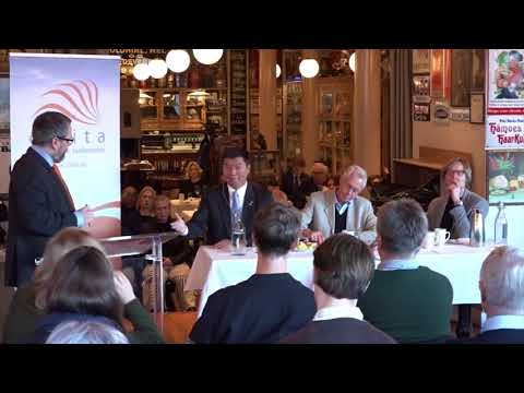 171113 Debatt 'Economic interests or human rights - China'