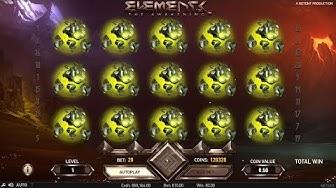 Online casino glitch  - Elements Slot - Hacking online slots machine