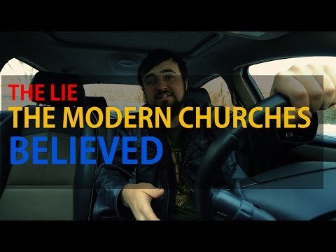 The Lie Churches Believe | Genesis 3 [A Deleted Scene From Deception In The Church]