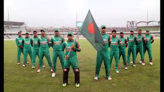 Best Wishes Song For Bangladesh Cricket Team in World Cup 2015