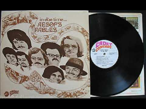 Aesop's Fables   In Due Time 1969 USA, Psychedelic , Jazz , Soul Rock