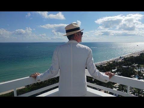 Fontainebleau Miami en el TV show Mis Hoteles Favoritos con Esteban Mercer