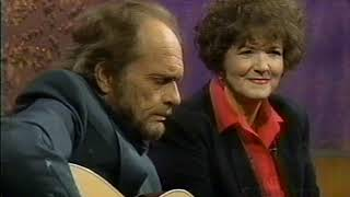 "MERLE HAGGARD & BONNIE OWENS, ""TODAY I STARTED LOVING YOU AGAIN"", 1996"