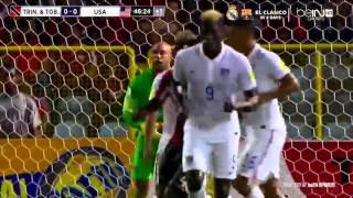 trinidad and tobago usa 0 0 world qualifiers 2018 highlights