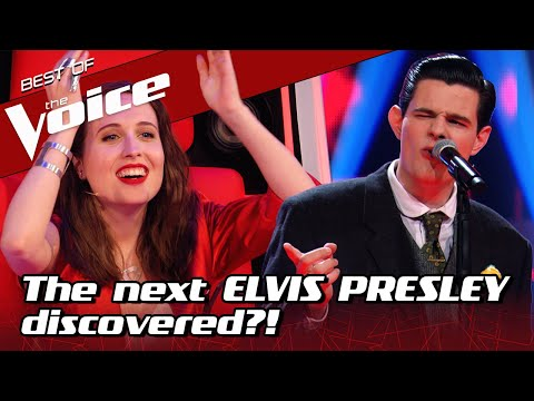 19-Year-Old With UNIQUE 1930s Style SHINES In The Voice
