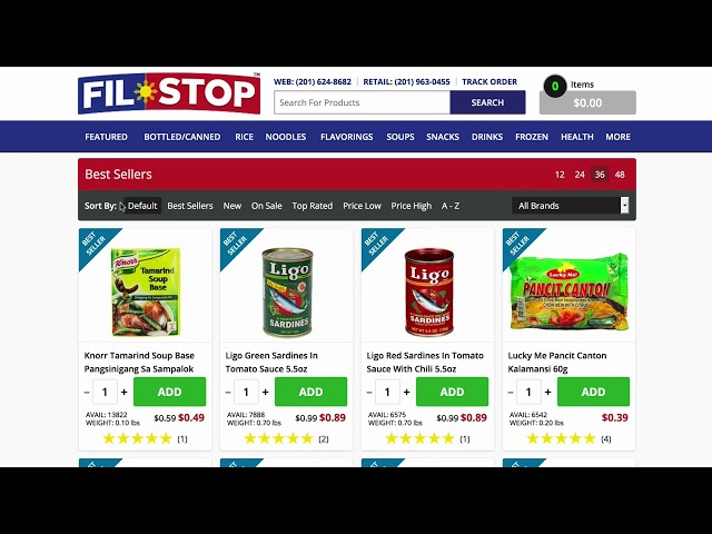 749c51f9a8 Filipino Food, Online Grocery and Recipes - FilStop