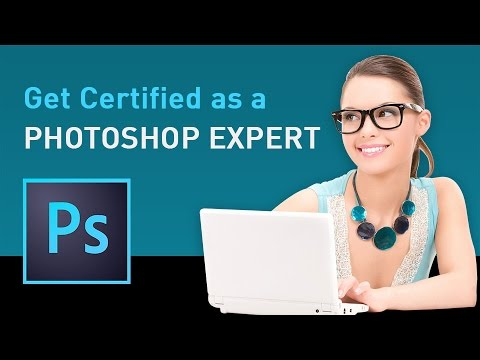 Prepare for the Adobe Certified in Photoshop exam