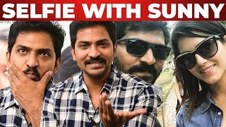 Life Experience with Sunny Leone – Actor Vaibhav Reddy Reveals