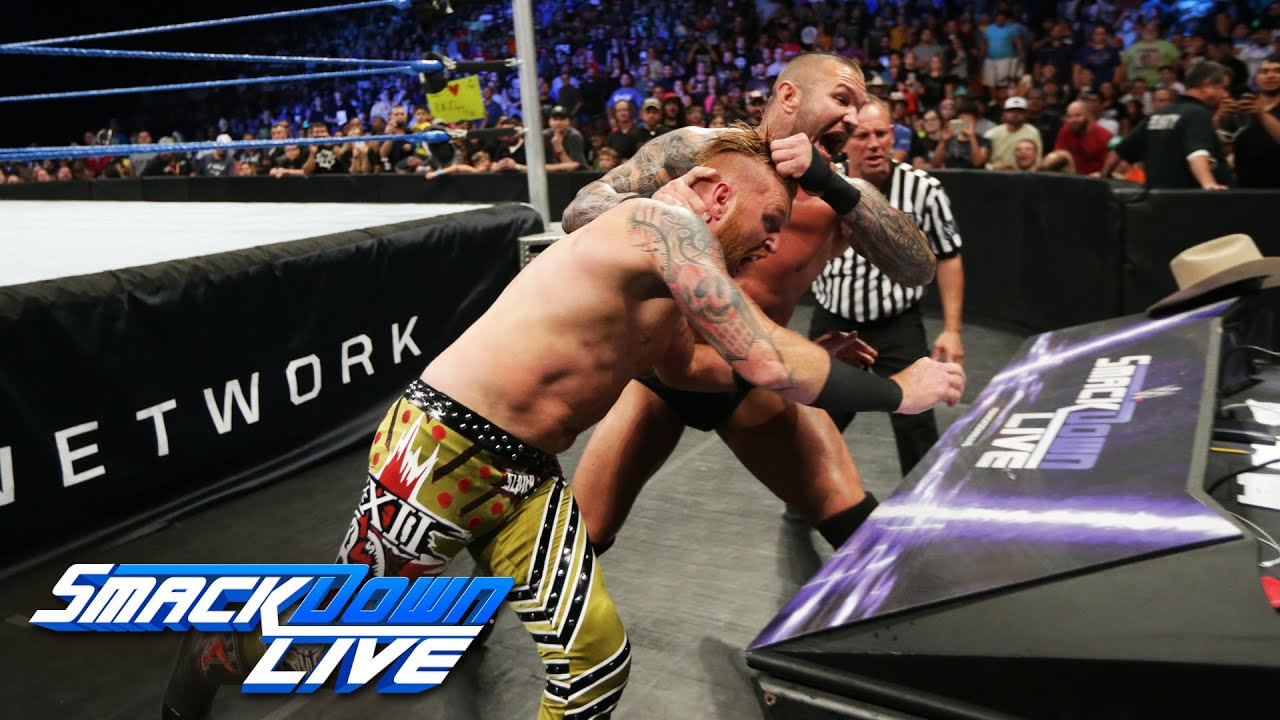 SmackDown Live results 16/8 – Last stop on the road to