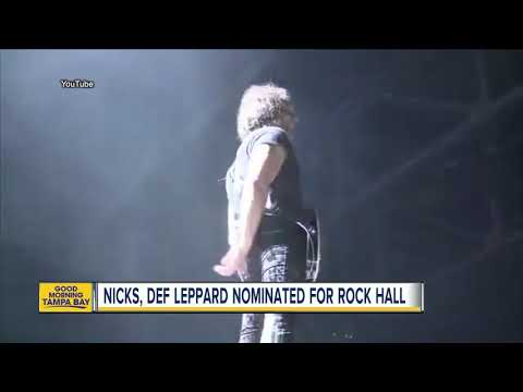 Stevie Nicks, Def Leppard among first-time Rock and Roll Hall of Fame nominees Mp3