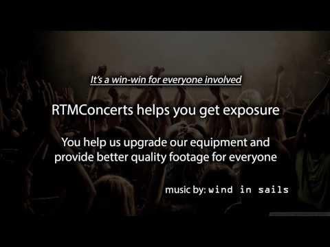 RTMConcerts Promotional Service Video