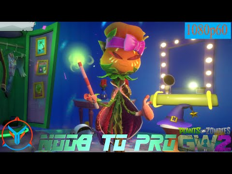 Plants Vs Zombies Garden Warfare 2 Noob To Pro Druid Rose