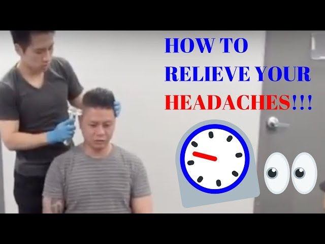 Headaches Relieved by Physical Therapist from Australia with ASTR Training