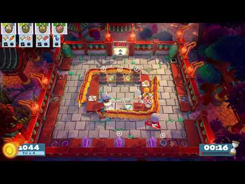 Overcooked! All You Can Eat Chinese New Year 1-6 4 Stars |