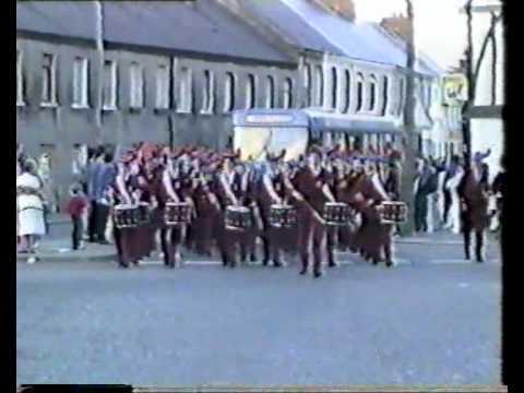 Portadown Defenders Parade 1988 Part 1