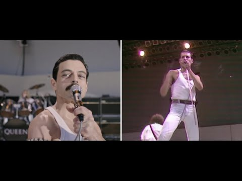 Sherri Marengo - More side-by-side from Bohemian Rhapsody