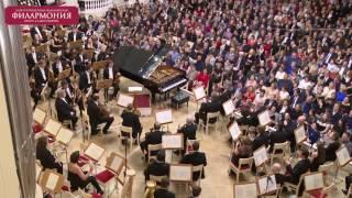 25.12.2016. Прокофьев. Концерт №2 для фортепиано с оркестром