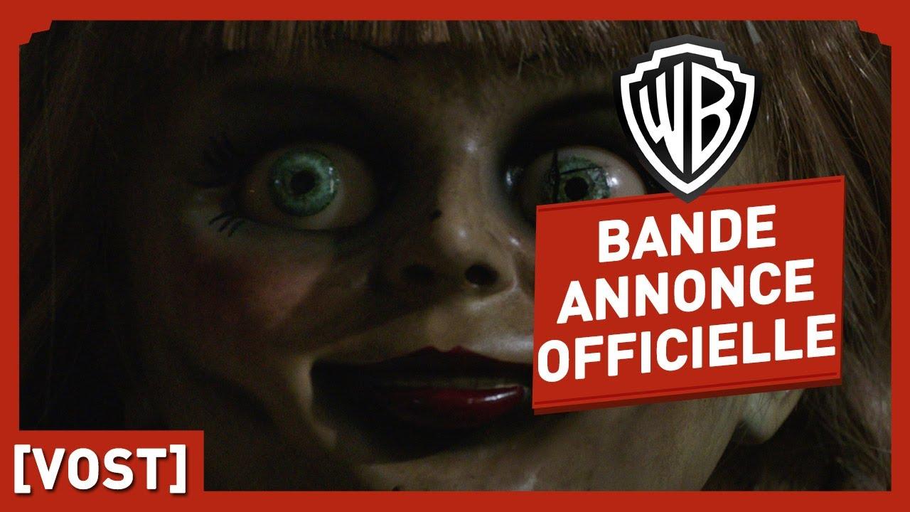 Annabelle - La Maison du Mal - Bande Annonce Officielle (VOST) - Mckenna Grace / Patrick Wilson