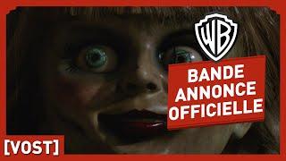 Annabelle : La maison du Mal - Bande Annonce VOST