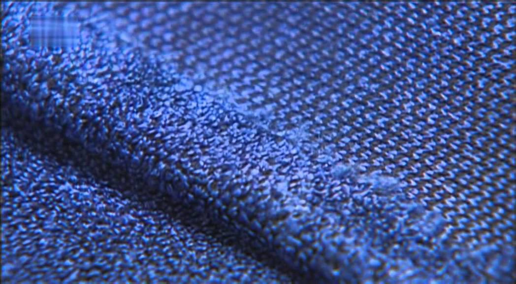 Como se fabrica la tela de poliester hilos de poliester - Telas de tapicerias para sofas ...