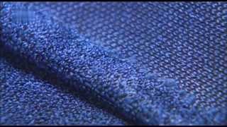 Repeat youtube video Como se fabrica la tela de poliester - Hilos de poliester - Fabricado así...