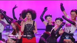 Китайцы и лаоваи зажигают в стиле диско! 80-е вернулись!