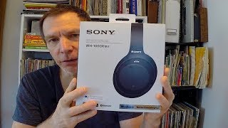 Problems with MH-1000X M3 Sony Headphones - Review