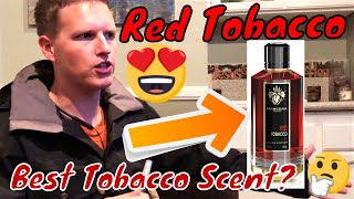 Mancera Red Tobacco Fragrance Review (Better Than Herod?)