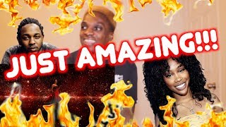 Kendrick Lamar, SZA - All The Stars | REACTION!!!