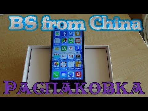 iPhone 6 из Китая? Нет - Blackview Ultra A6