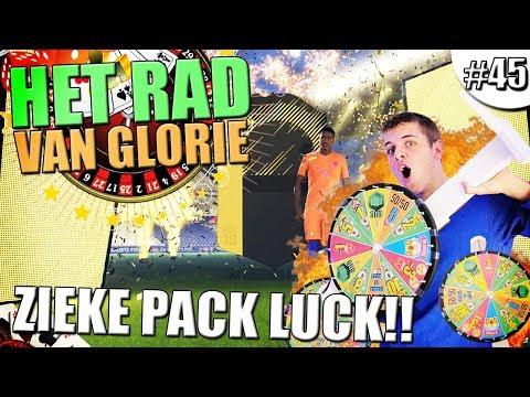 ZIEKE PACK LUCK IN LAATSTE AFLEVERING!! HET RAD VAN GLORIE #45