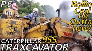 Finally MOVING the Track Loader to Salvage Workshop ~ 1950s Caterpillar TraxCavator ~ Part 6