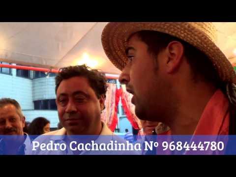 Desgarrada em Vieira do Minho Pedro Cachadinha e Fernando Celorico, 05-10-2014