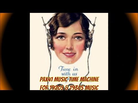 How About Some 1920s Music To Chase Your Blues Away @Pax41