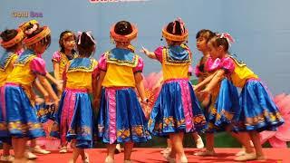 Cô Giáo Em Là Hoa E Ban - Các Bé Lớp 1 Múa Biểu Diễn
