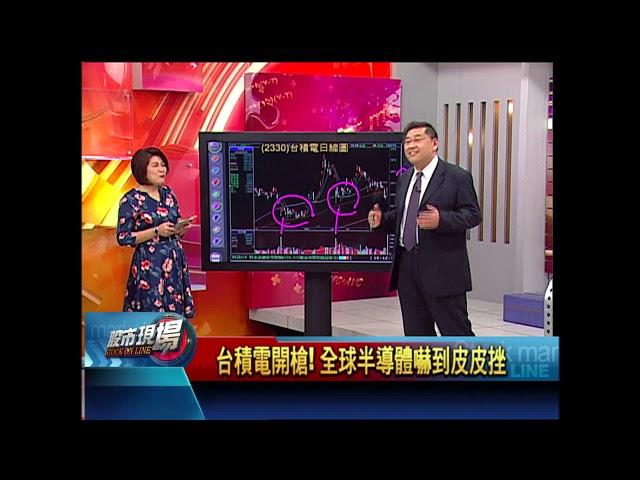 【股市現場-非凡商業台鄭明娟主持】20180420part.2(俞伯超)