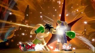 Ken VS Little Mac: Super Smash Bros Ultimate