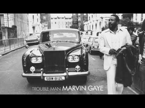 Marvin Gaye - Trouble Man Soundtrack (1972)