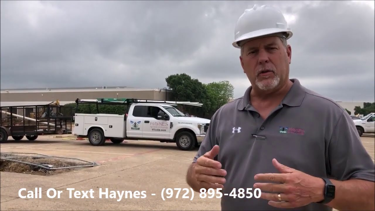 Download Commercial Sprinkler And Irrigation Installation / Repair For McKinney, Frisco And Collin County