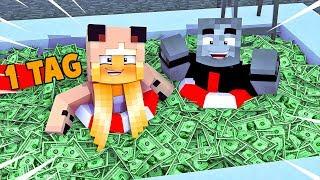 AN EINEM TAG ZUM MILLIARDÄR? ✿ Minecraft [Deutsch/HD]