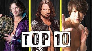 Top 10 Wrestlers Of The Week (Mar 16)